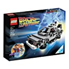 LEGO 21103 Back to the Future - The DeLorean Time Machine