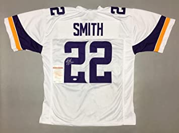 Autographed Harrison Smith Jersey - w WITNESSED COA  WP954016 - JSA  Certified - Autographed NFL 7dc8ed6f8