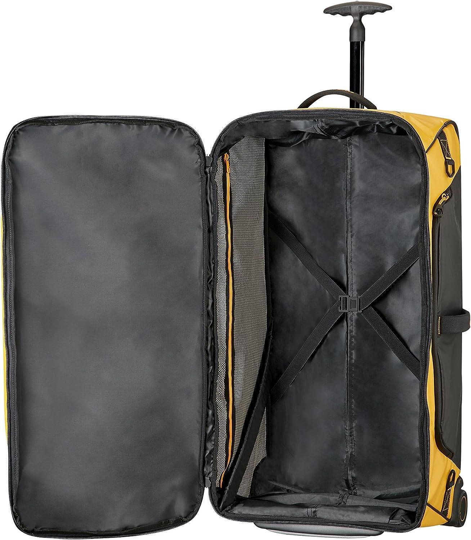 Amarillo Bolsa de viaje con ruedas 55 cm - 48.5 L S Yellow Samsonite Paradiver Light