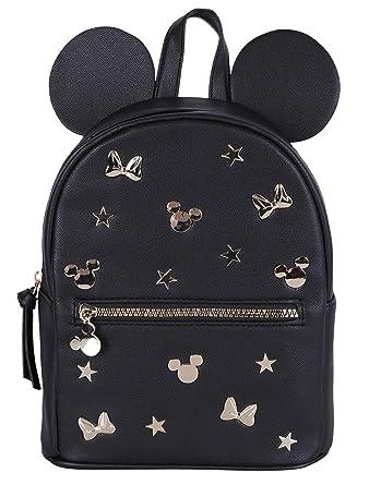 À Noir Minnie Sac Or Dos Accessoires DisneyVêtements Et PXkZTuiO