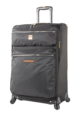 Amazon.com: Lucas Luggage Sugarland Lightweight 27 inch Large ...