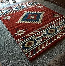 nevita collection southwestern native american design area rug rugs geometric. Black Bedroom Furniture Sets. Home Design Ideas
