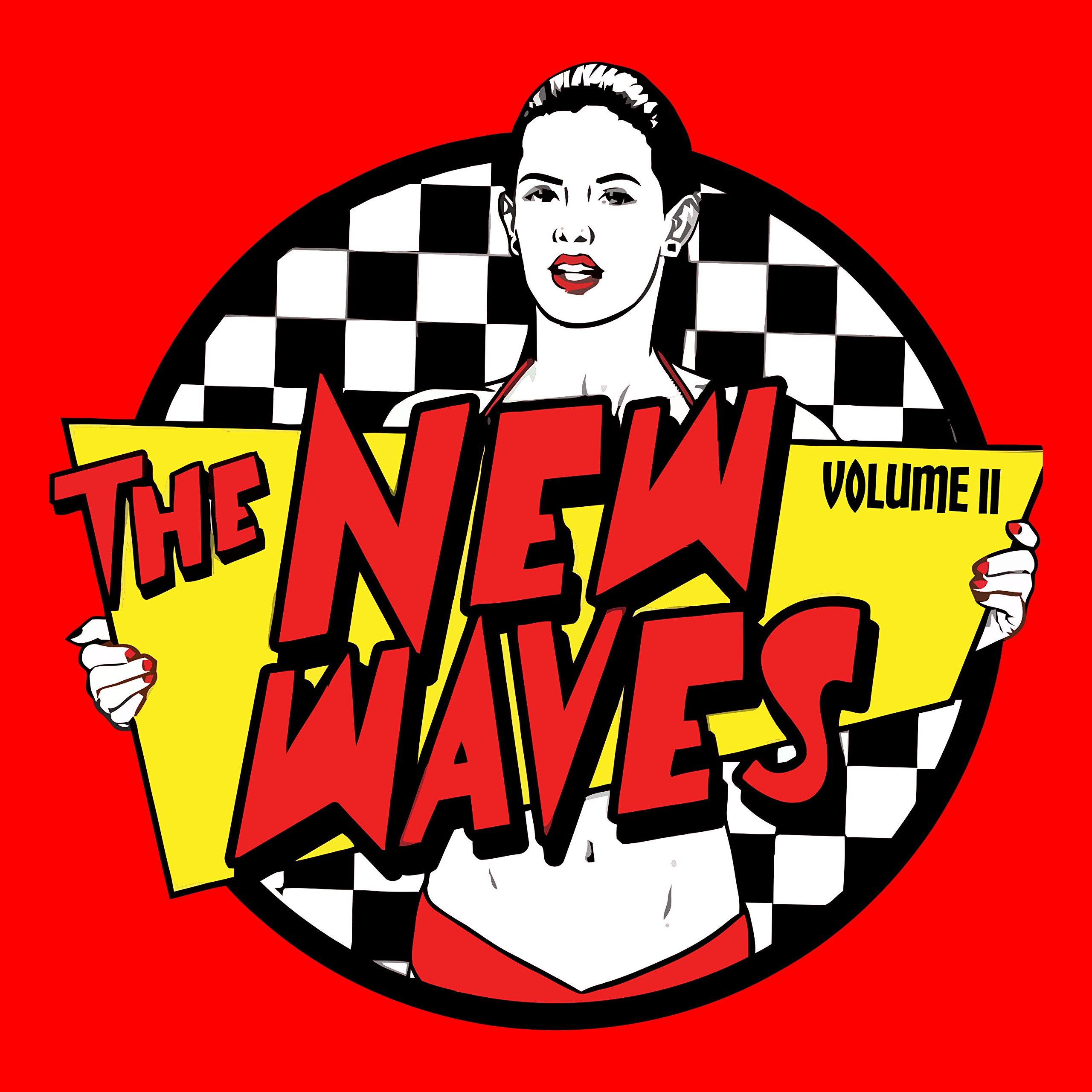 CD : New Waves - Volume Ii (CD)