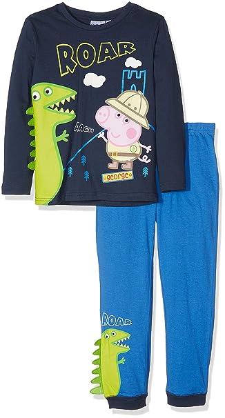 Peppa Pig George, Conjuntos de Pijama para Niños: Amazon.es: Ropa y accesorios