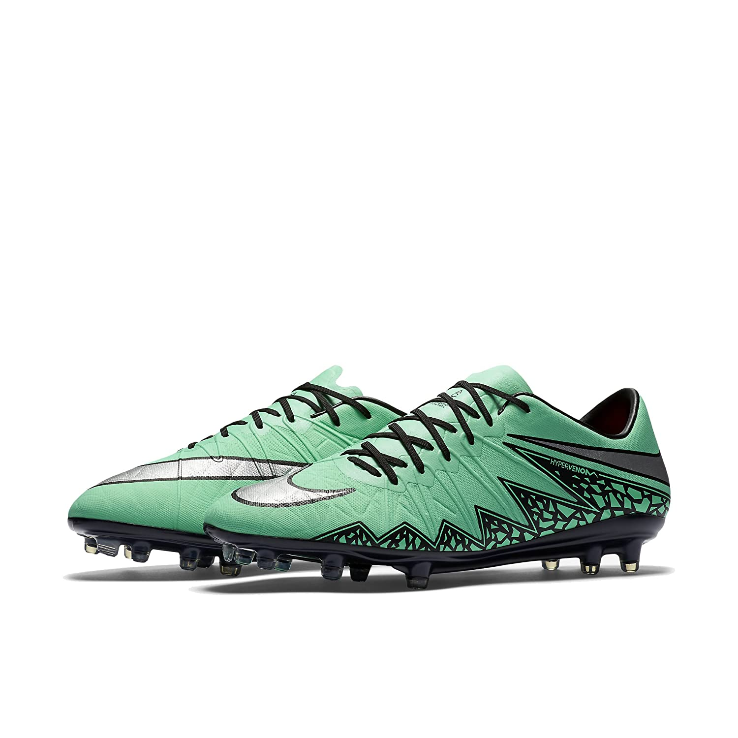 check out 11a3b c71a3 Amazon.com   Nike Mens Hyopervenom Phinish Leather SG Pro Soccer Embossed  Cleats   Soccer