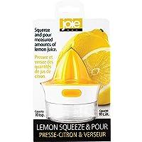 Joie Exprimidor de cítricos con boquilla para verter, sin BPA y aprobado por la FDA y ABS