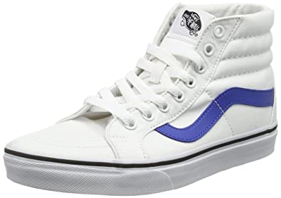 2616d14838 Vans Canvas Sk8-Hi Reissue Sneakers (7 B(M) US Women