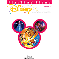 PlayTime Piano Disney: Level 1 book cover
