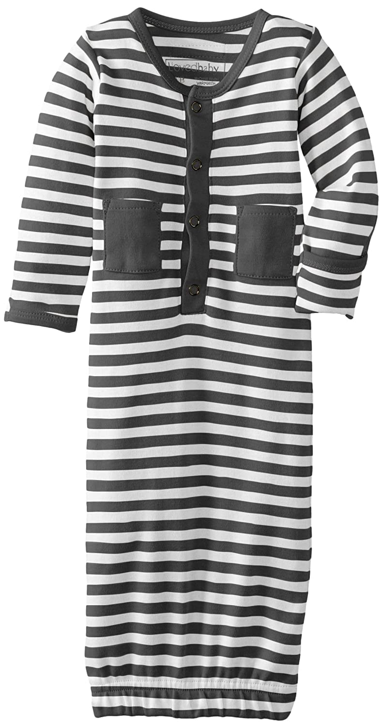 Lovedbaby Organic Infant Gown