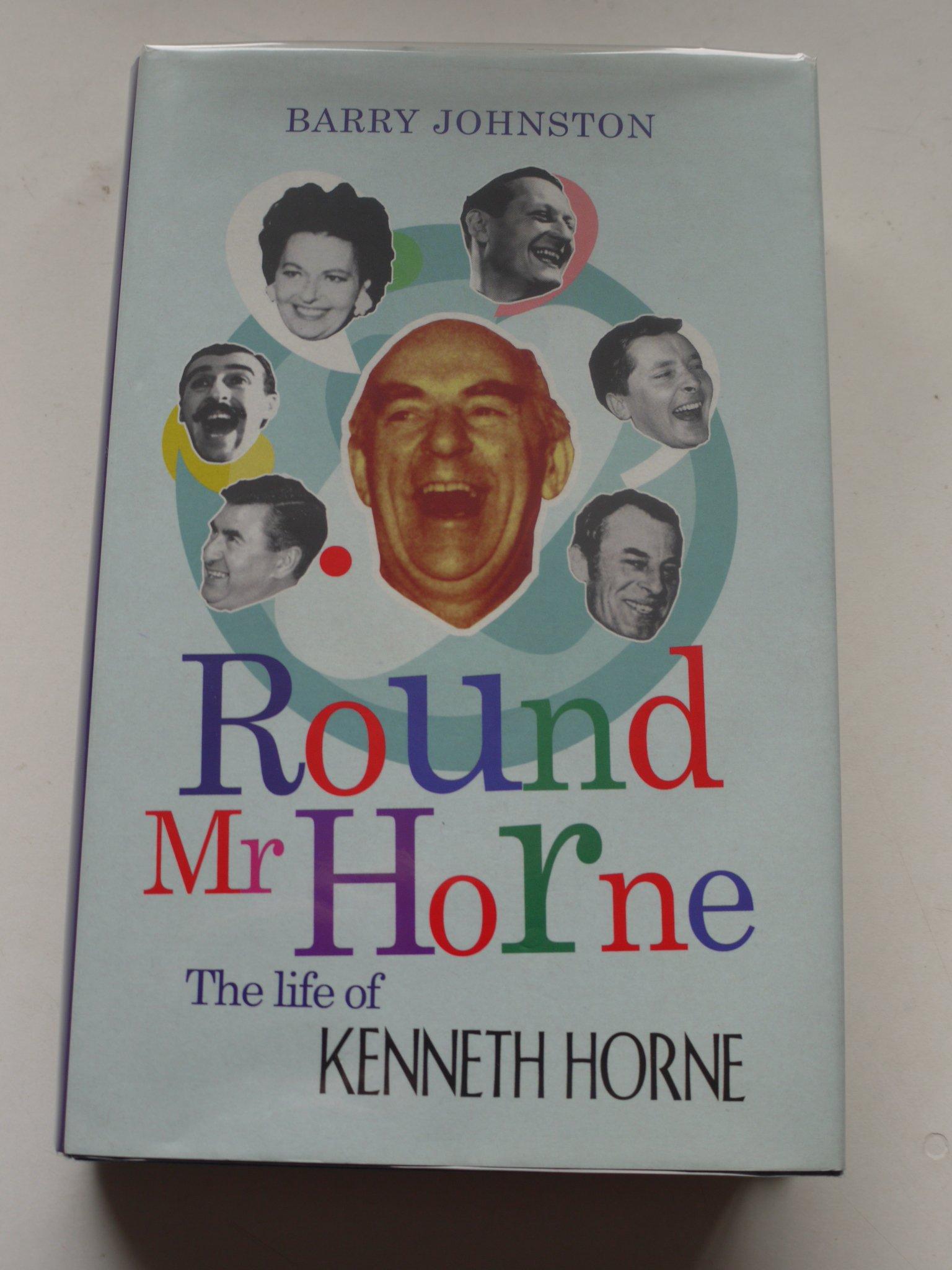 Download Round Mr Horne: The Life of Kenneth Horne PDF