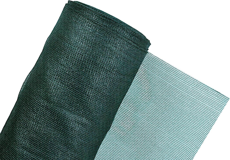 HaGa/® Maulwurfgitter 1,2m x 25m Maulwurfsperre Maulwurf bek/ämpfen Rasenschutz