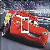 Disney Cars 2 Racetrack Grey Multi Kids Wallpaper Amazon Co Uk Diy