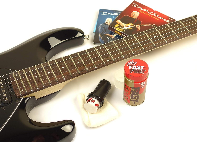 GHS LS8089 - Limpiador y lubricante para cuerdas de guitarra ...