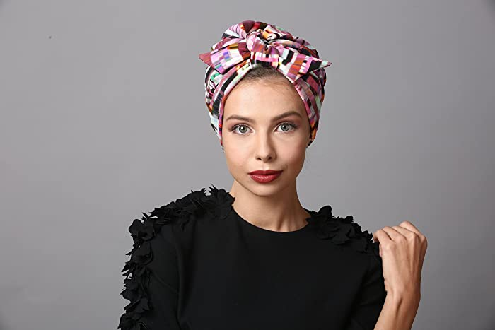 Image Unavailable. Image not available for. Color  hijab turban ... a6d12dea5f36