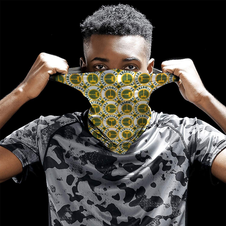 Neck Face Mask Dust UV Resistant Neck Gaiter Mask Bandana Balaclava Scarf