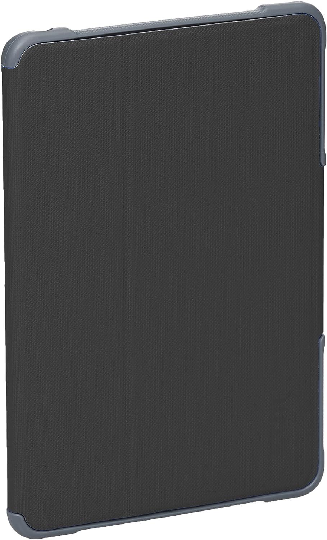 STM Dux, Rugged case for Apple iPad Mini 1, 2, 3 - Black (stm-222-066GB-01) Bulk Packaging