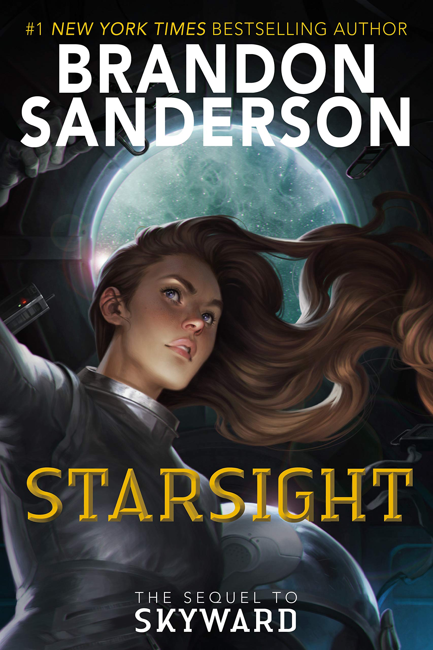 Amazon.com: Starsight (Skyward) (9780399555817): Sanderson ...
