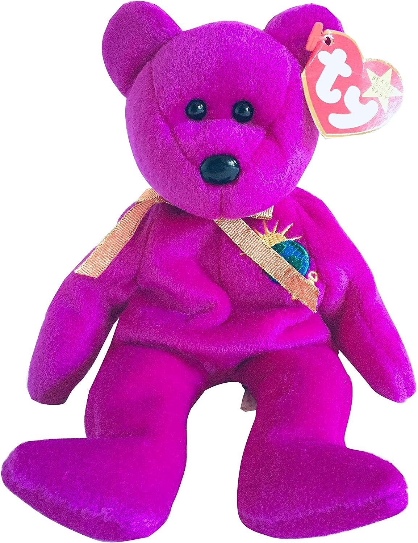 Ty Millennium the Bear Beanie