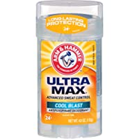 Deals on Arm & Hammer Ultramax Clear Gel Antiperspirant Deodorant 4 oz.