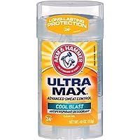 Deals on Arm & Hammer Ultramax Clear Gel Antiperspirant Deodorant 4 oz.