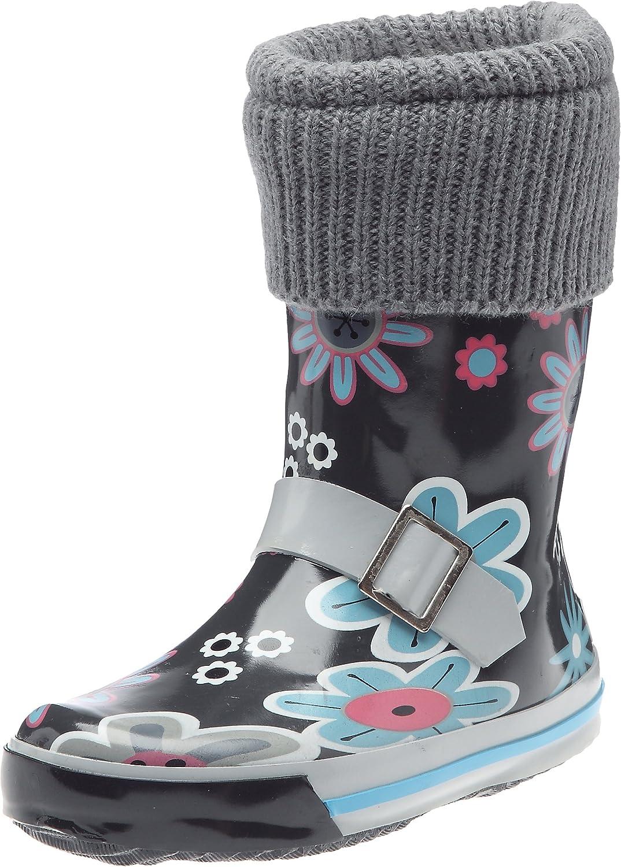 Be Only Anette, Bottes de pluie fille , Gris (Multi), 22 EU Amazon.fr  Chaussures et Sacs