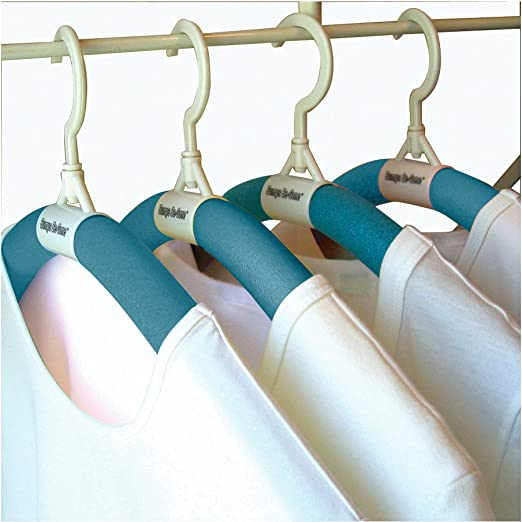 Bumps Be-Gone Extra Long Hanger Set of 4 Sweater hangers