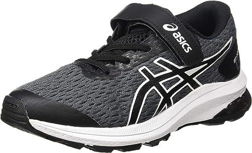 ASICS Jungen Gt 1000 9 Running Shoe, Schwarz: