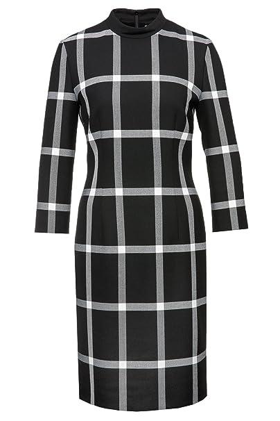 BOSS Hugo Vestido - para Mujer Schwarz (960) 38