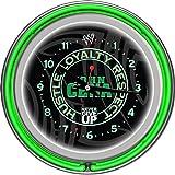 WWE John Cena Chrome Double Ring Neon
