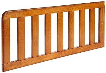 Simmons Furniture Serenade Toddler Guard Rail   Hazelnut