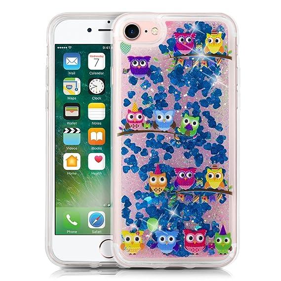 iphone 8 case liquid glitter