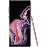 Samsung Galaxy Note 9 Dual SIM - 128GB, 6GB RAM, 4G LTE, Lavender Purple, UAE Version