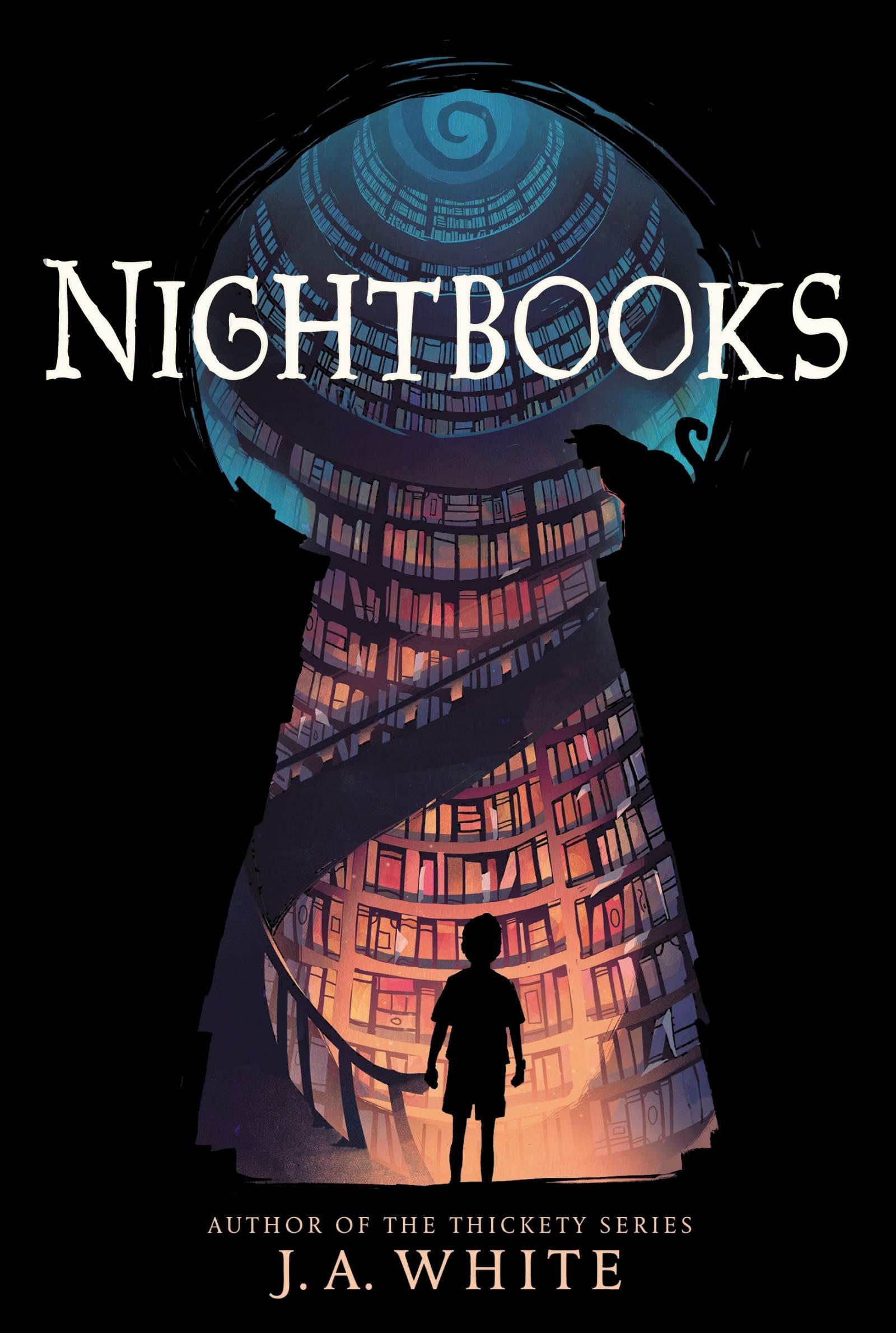 Download pelo celular Nightbooks Qualidade boa