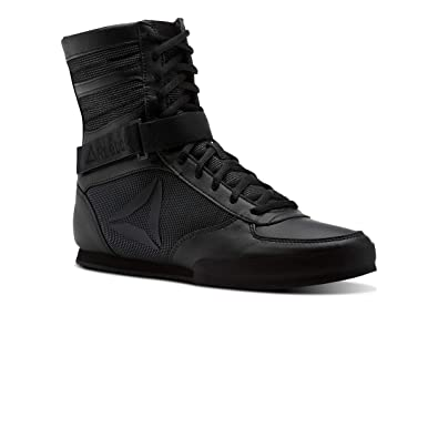 info for eadb5 b340a Reebok Boxing Boot - AW18 Black Amazon.co.uk Shoes  Bags