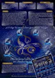 Sternzeichen Skorpion - Die Horoskop- und Charakter-Karte für Liebe, Partnerschaft, Beruf, Finanzen und Gesundheit: Die psychologische Astrologie von ... und Sternen [DIN A4 - zweiseitig, laminiert]