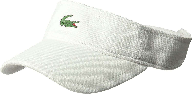 Lacoste Mens Sport Pique Croc Visor