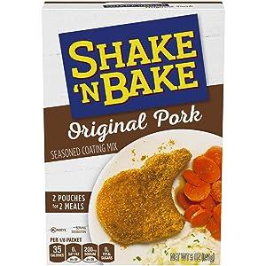 Kraft Foods Shake N Bake Original Pork, 5 oz
