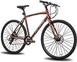 Hybrid Bike Vs Road Bike 1