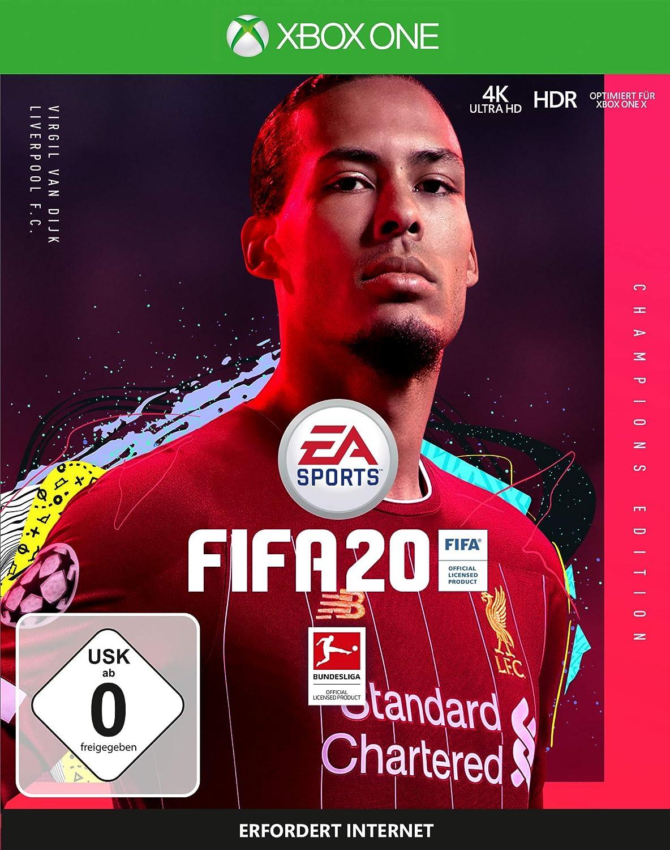 FIFA 20 - Champions Edition - Xbox One [Importación alemana]: Amazon.es: Videojuegos