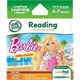 LeapFrog Explorer Game: Barbie Malibu Mysteries (for LeapPad and LeapsterGS)