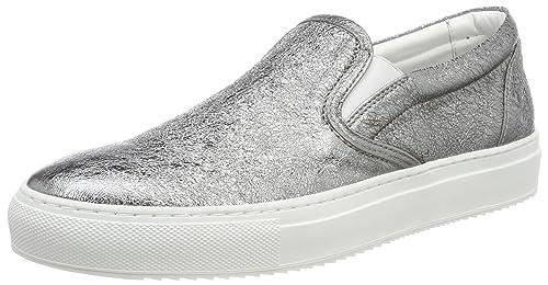 HUGO Camden Slip On-l, Mocasines para Mujer: Amazon.es: Zapatos y complementos