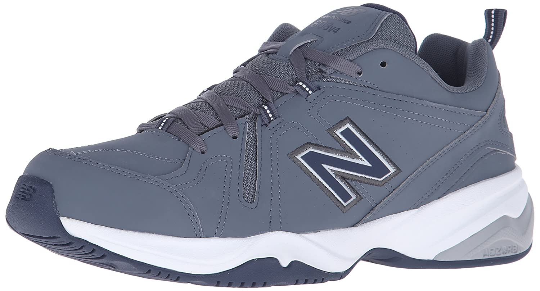 New Balance mx608 V4 de entrenamiento para hombre zapatos 7,5 D(M) US|Gris/Azul
