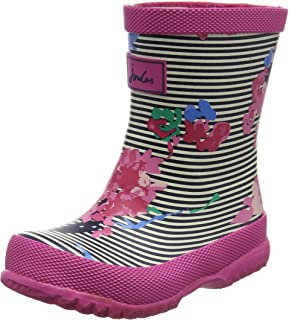7d0eccb3c Joules Girls Welly Standing Baby Shoes