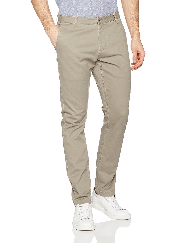 Dockers Washed Khaki Skinny-Stretch Twill, Pantalones para Hombre 32894