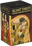 SCARABEO-JEUX Klimt Tarot Golden Mini Edition