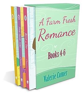 A Farm Fresh Romance Series 4-6 (A Farm Fresh Romance Box Set Book 2)