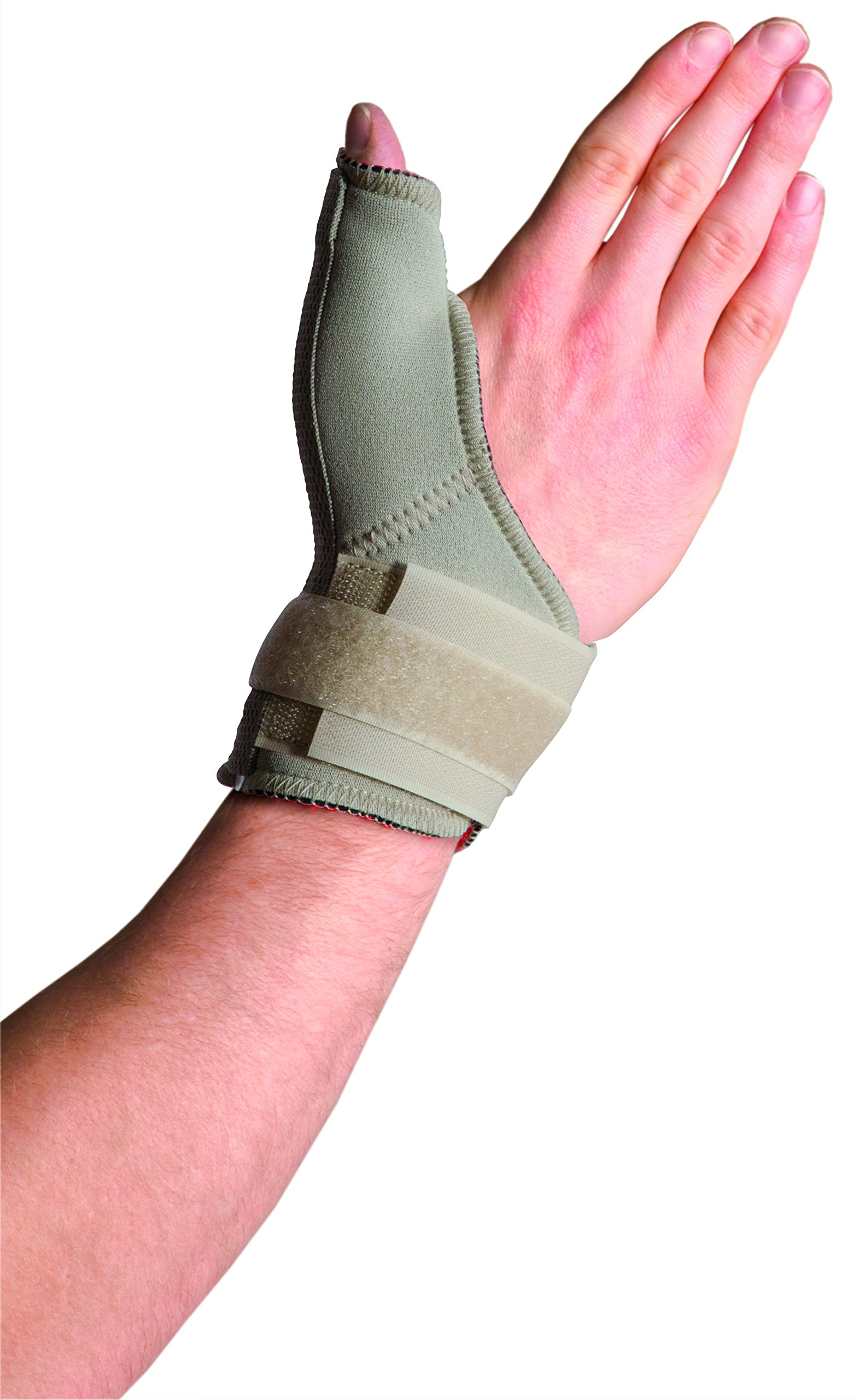 Thermoskin Thumb Stabilizer, Beige, Medium