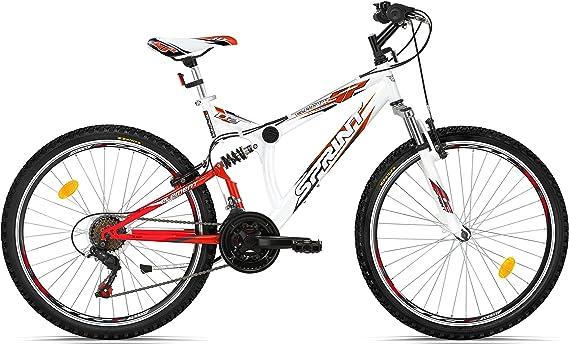 fahrrad100-de Shimano Sprint SPX 0.2 Bicicleta Todoterreno Marco ...