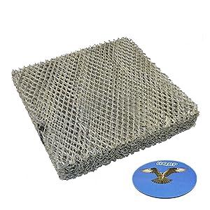 HQRP Water Filter for Honeywell HE220 HE225 HE220A HE220B HE225A HE225B HE100 HE150 HE100A HE150A HE150B HE200B HE240 Humidifiers; HC22 HC22P HC22P1001 HC22E1003 HC22A1007 Replacement + HQRP Coaster