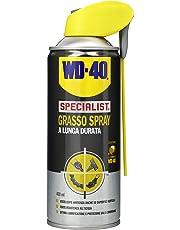 WD-40 SPECIALIST - Grasso Spray a Lunga Durata con Sistema Doppia Posizione - 400 ml
